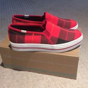 Keds Slip-On Sneakers